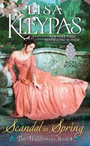 Cover of Scandal in Spring by Lisa Kleypas
