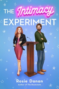 Cover of The Intimacy Experiment by Rosie Danan