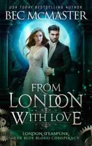 From London, With Love by Bec McMaster