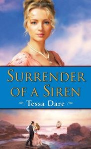Cover of Surrender of a Siren by Tessa Dare