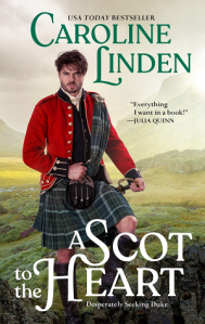 A Scot to the Heart by Caroline Linden