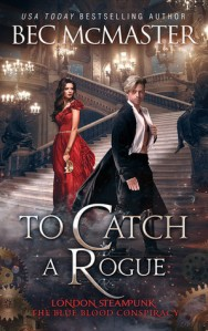 Cover of To Catch a Rogue by Bec McMaster